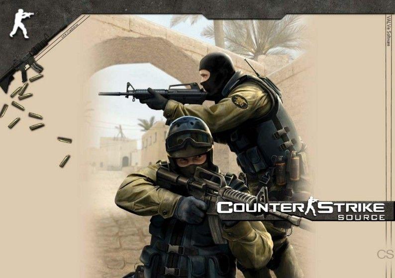 Counter-Strike: Source Full v34 NonSteam (RUS) CSS